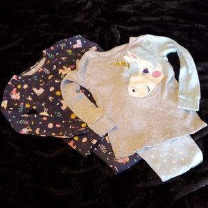 Carter's Bundle of Pajama Sets
